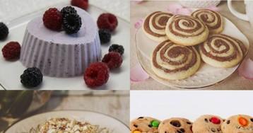 5 классных идей десертов для детей