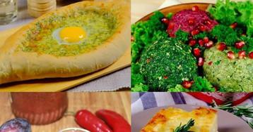 5 жемчужин грузинской кухни своими руками
