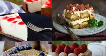 10 самых вкусных тортиков без выпечки