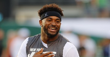 Jamal Adams Won't Talk To His Buddy Odell Beckham Jr. Until After Monday Night's Game