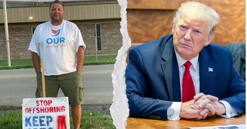 Inside the Surging Rage at Trump in Midwest Factory Towns