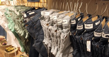 Denim is far from dead. Just ask Madewell.
