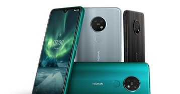 Nokia 7.2 up for pre-order at B&H