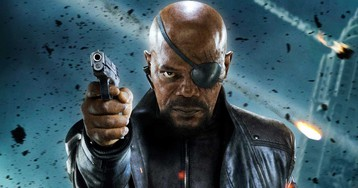 Nick Fury references X-Men, Spider-Man in secret credits scene