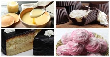 5 десертов, которые вы привыкли покупать в магазине, но дома они получаются гораздо вкуснее