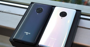 Vivo Nex 3 — первый смартфон с «экраном-водопадом»