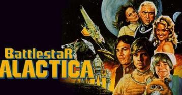 Yet another Battlestar Galactica reboot