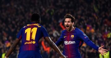 Незабитый пенальти не позволил «Боруссии» обыграть «Барселону»