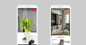 Pinterest Lens update keeps inspiration flowing beyond the first search
