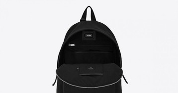 Google and Saint Laurent's $995 Backpack With Jacquard Now Available for Pre-Order