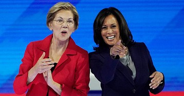 And then there were two: New WSJ/NBC poll has Biden and Warren breaking from the pack as Harris collapses