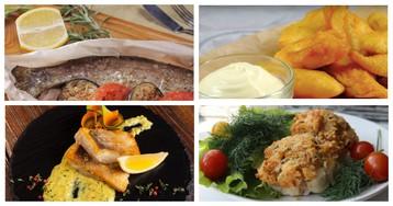 5 надежных рецептов приготовления вкусной рыбы