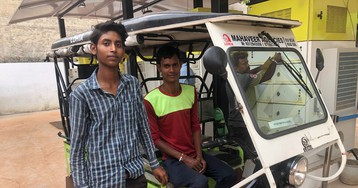 Ola's electric mobility dreams get real