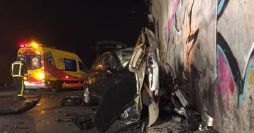 El conductor kamikaze que mató a un joven en Madrid queda en libertad