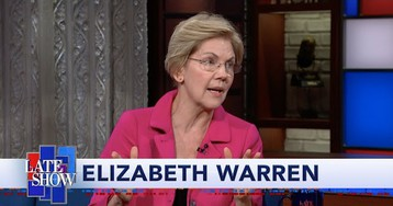 Elizabeth Warren says selfies are the 'most fun' part of campaigning