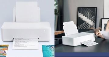 Вещь дня: принтер Xiaomi, картриджей которого хватит на несколько лет