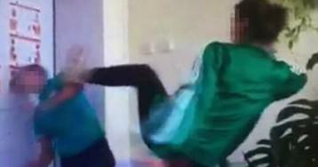Первокурсница избила инвалида на глазах однокурсников в Приморье