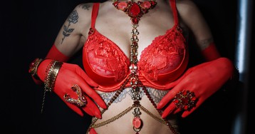 Rihanna mostrou as lingeries mais ousadas do desfile da Savage x Fenty