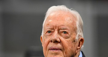 Jimmy Carter: 'It Would Be a Disaster to Have Four More Years of Trump'