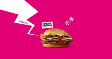T-Mobile Burger King Impossible Whoppers need two apps