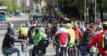 El Ayuntamiento de Madrid no se aclara con la bici