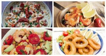 5 рецептов с морепродуктами, чтобы готовить их не хуже, чем это делают в ресторане