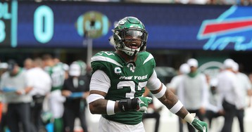 NY Jets Safety Jamal Adams Calls NFL 'a Damn Joke' Over $21K Fine for Hitting Baker Mayfield