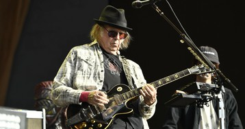 How Neil Young's failed anti-streaming business helped the music industry
