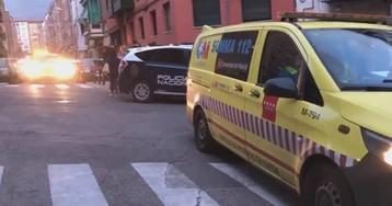 Prisión provisional para el hombre que mató a su pareja en Madrid ante sus dos hijas