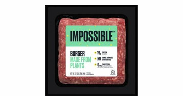 Impossible Burger will arrive in grocery stores starting tomorrow