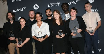 Variety Celebrates Inaugural 10 Storytellers to Watch Event