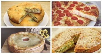 5 несладких пирогов, которые покорят вас своим вкусом
