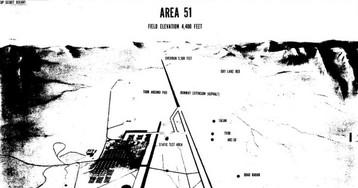 Зона 51: реальная история секретной базы — илегенды