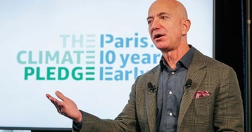 Amazon's Sweeping Climate Plan Is Full of Gaping Holes