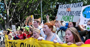 The many faces and massive scale of the global climate strike