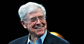 Koch Network Admits They Failed to Stop Trump's Tariffs: 'We Were Wrong'