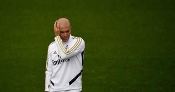 """Zidane: """"La fuerza es estar respaldado por la gente que trabaja aquí; si no es así, mejor salir"""""""