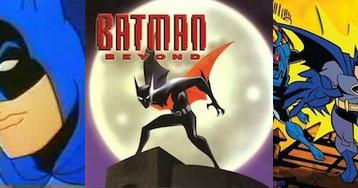 The Best Batman Cartoons Other Than 'Batman: The Animated Series'