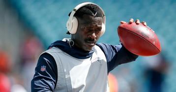 Patriots Fans Threaten Journalist Who Reported Second Antonio Brown Accuser