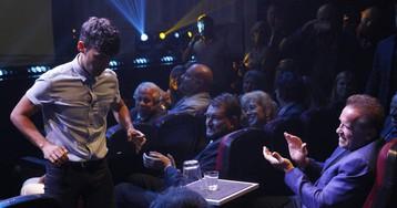 Trepidante Mago Pop en su estreno en su Teatre Victoria
