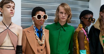 Gucci's Stripped Back SS20 Show Was One of Its Best in Years