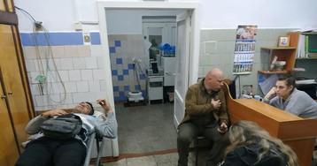 Екс-нардеп влаштував криваву бійку: подробиці та фото постраждалого