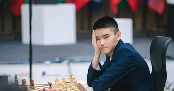 Xiong resiste sin sufrir ante la roca Radyábov