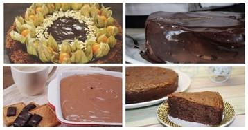 5 шоколадных тортов, которые вы не сможете забыть