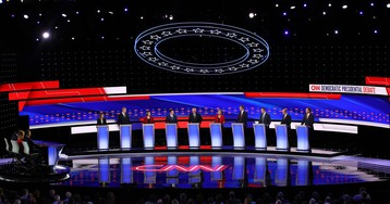 DNC Ups The Ante With New Debate Rules Aimed At Narrowing Crowded Field