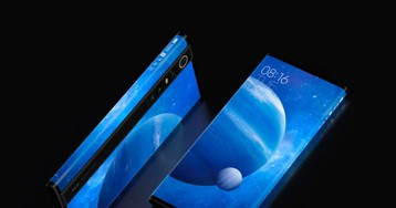 Xiaomi Mi Mix Alpha comes with wrap-around screen of dubious utility, 108MP camera, and $2800 price tag