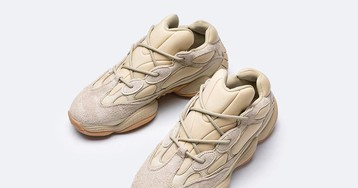 "The adidas YEEZY 500 ""Stone"" Could Be Arriving Equipped With New Materials"