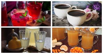 5 напитков, которые согреют вас в холода