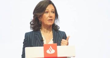 El Santander recortará el beneficio en 1.500 millones por el deterioro de su filial británica