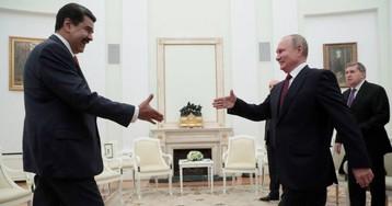 Maduro inicia su visita a Rusia para apuntalar el apoyo de Putin